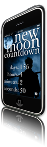 New Moon Countdown - Team Edward Edition